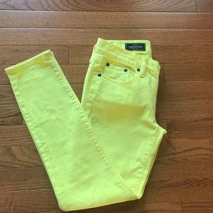 J.CREW Toothpick Ankle Fit Size: 26